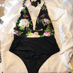 Cupshe One Piece Swimsuit Sz 3X